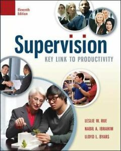 Supervision-Key-Link-to-Productivity-by-Leslie-W-Rue-Nabil-A-Ibrahim-and