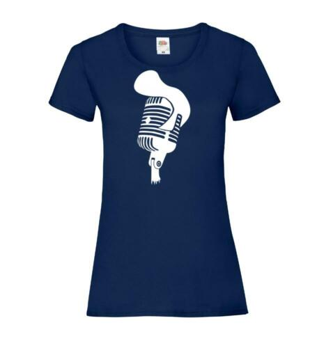 Retro Micro avec Elvis Superbe T-shirt//pull//hoodie