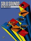 Solo Sounds for Trumpet, Vol 1: Levels 1-3 Piano Acc. by Alfred Music (Paperback / softback, 1987)