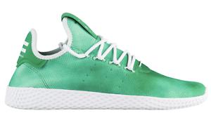 Adidas adidas originali pw tennis pharrell hu da9619 verde bianco pharrell tennis williams c1 a7548f