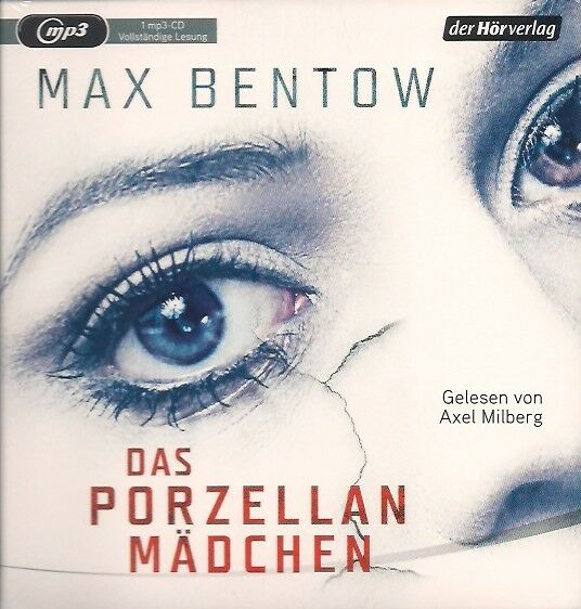 Max Bentow - Das Porzellanmädchen 1 MP3 CD Thriller Hörbuch CD  * Axel Milberg