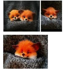 DIY Brooch Craft Making Brooch Handmade Material Cat Fox Dog Raccoon Accessories