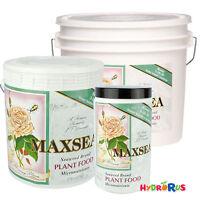 Maxsea Bloom Powder Plant Food Seaweed Fertilizer Variation 1.5 Lb 6 Lb Or 20 Lb