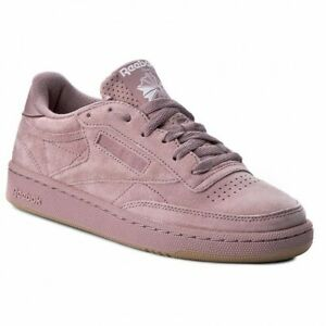 e5b3739e69b6 Reebok Club C 85 SG Men BD6074 Smoky orchid white-gum US size 10.5 ...