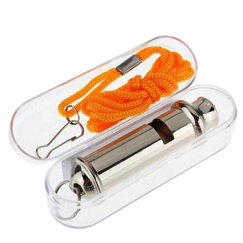 Panikalarm Signalpfeife Sicherheitspfeife Personen Alarm New Gift