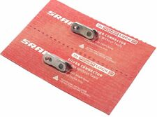 Silver SRAM AXS Power Lock 12 Speed Road Chain Quick Link// Connector 4 links