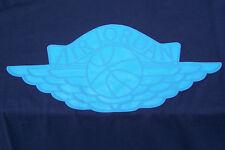 673f3834ed52 item 1 Nike Air Jordan Retro 1 OG Wings ICONIC Midnite Blue Men s T-Shirt  Size L Large -Nike Air Jordan Retro 1 OG Wings ICONIC Midnite Blue Men s T- Shirt ...