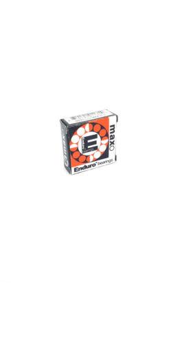 Enduro Max roulements à cartouche 6800 2RS 10X19X5mm avec précision grade 10 Boules