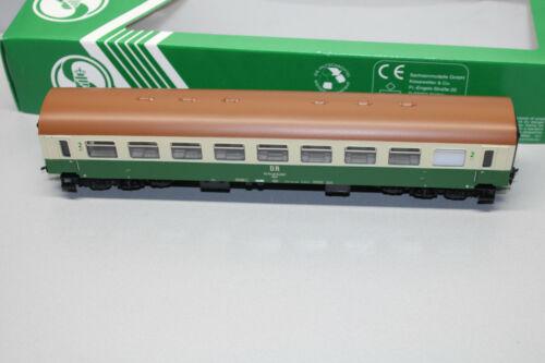 Sachsenmodelle 14368 4-Achser ReKo Sitzwagen 2.Klasse DR Spur H0 OVP