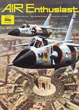 AIR ENTHUSIAST INTERNATIONAL MAGAZINE 1973 JUN - MESSERSCHMITT'S GUSTAV