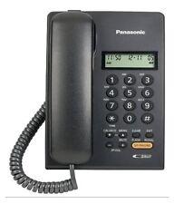 Panasonic Corded Phone KX-TSC62SXB Landline Caller ID