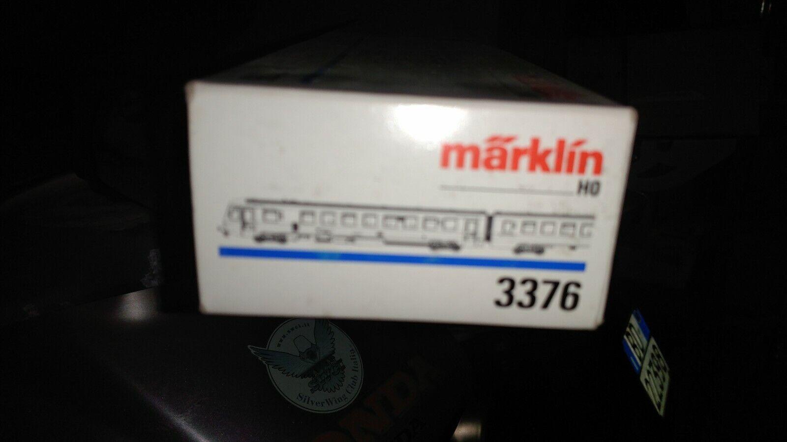 MARKLIN 3376 NUOVO IN SCATOLO ORIGINALE