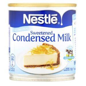 Nestle Australian Made The Original Sweetened Condensed Canned Milk 395g