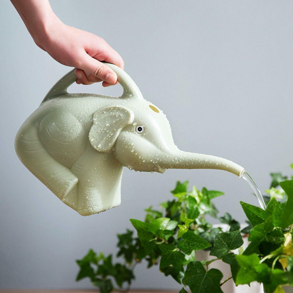 Elephant Watering Can Sprinkler Garden Greenhouse Home Indoor Plants Sprinkler