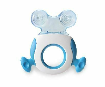 Stage 2 Blue Tommee Tippee Closer To Nature Easy Reach Teether 4M