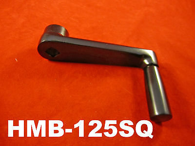 CASTIRON CRANKED HANDLE HMB-125-SQ SERIES (1pcs)