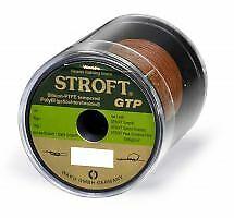 Cordone stroft GTP tipo R intrecciato 250m Marronee Scuro lenza lenze a canne