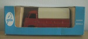 Budgie Toy - VW Pick Up / Canopy - Original boxed model (ODD127)