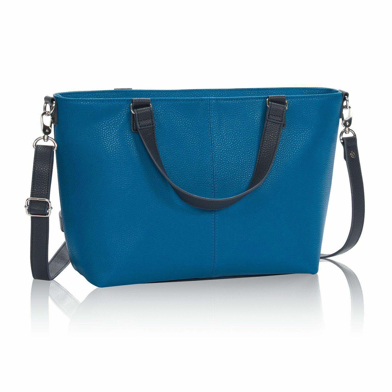 Thirty-One Daring Cobalt Pebble Bag, Brand NEW