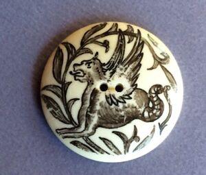 Bone-Button-Hand-Painted-Fabulous-Creature-Large