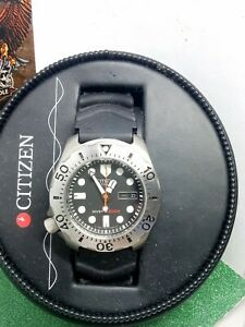 Citizen-lefty-diver-New-old-stock
