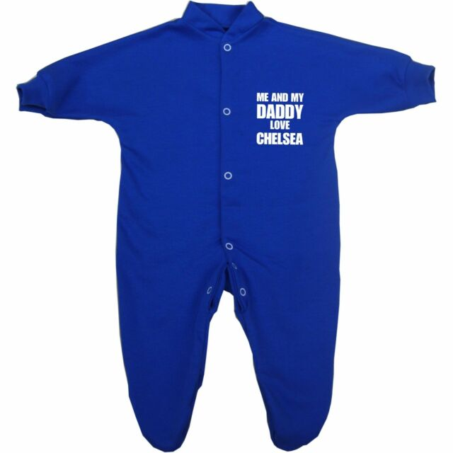 BabyPrem Baby Clothes Boys Girls Me /& Dad Love LIVERPOOL Sleeper One-Piece