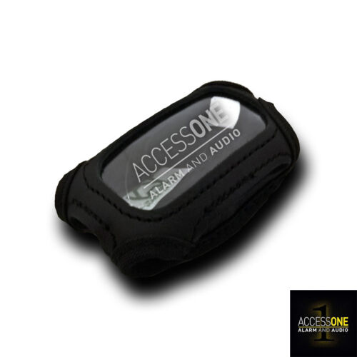 Avital 7352L 2-Way LCD Leather Remote Control Case For Avital 5303 And 3300