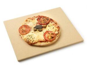 Pizzastein Für Gasgrill : Pizzastein pizzaplatte barbecook keramik für gasgrill siesta