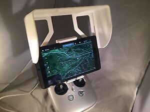 NVIDIA SHIELD K1 SUNSHADE and MOUNT ADAPTER FOR PHANTOM 3 STANDARD and PHANTOM 2