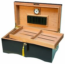 Quality Importers - The Cordoba Cigar Humidor - HUM-200IN