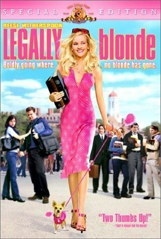 1 of 1 - Legally Blonde (DVD, 2003) Region 4 Australia Brand New Sealed Free Shipping