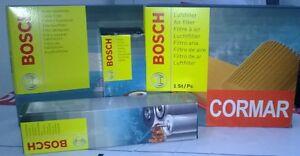 KIT-FILTRI-TAGLIANDO-BOSCH-SEAT-IBIZA-1-9-TDI-2005-039-OLIO-CASTROL-EDGE-LONGLIFE