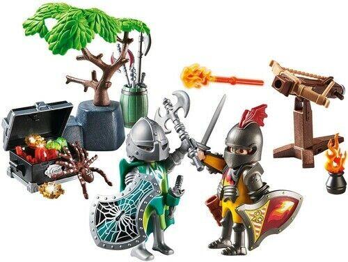 Playmobil - Starter Pack: Knight's Treasure Battle [New Toy]