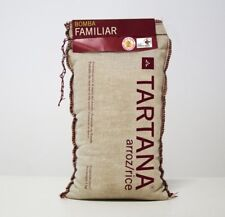 12 X 1 Kg Bags Of Authentic Spanish Tartana Brand Bomba Rice 12kg Paella