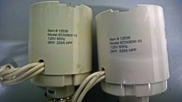 New 17040Q2 Circline Replacement for TCP 12536Q Circline Ballast