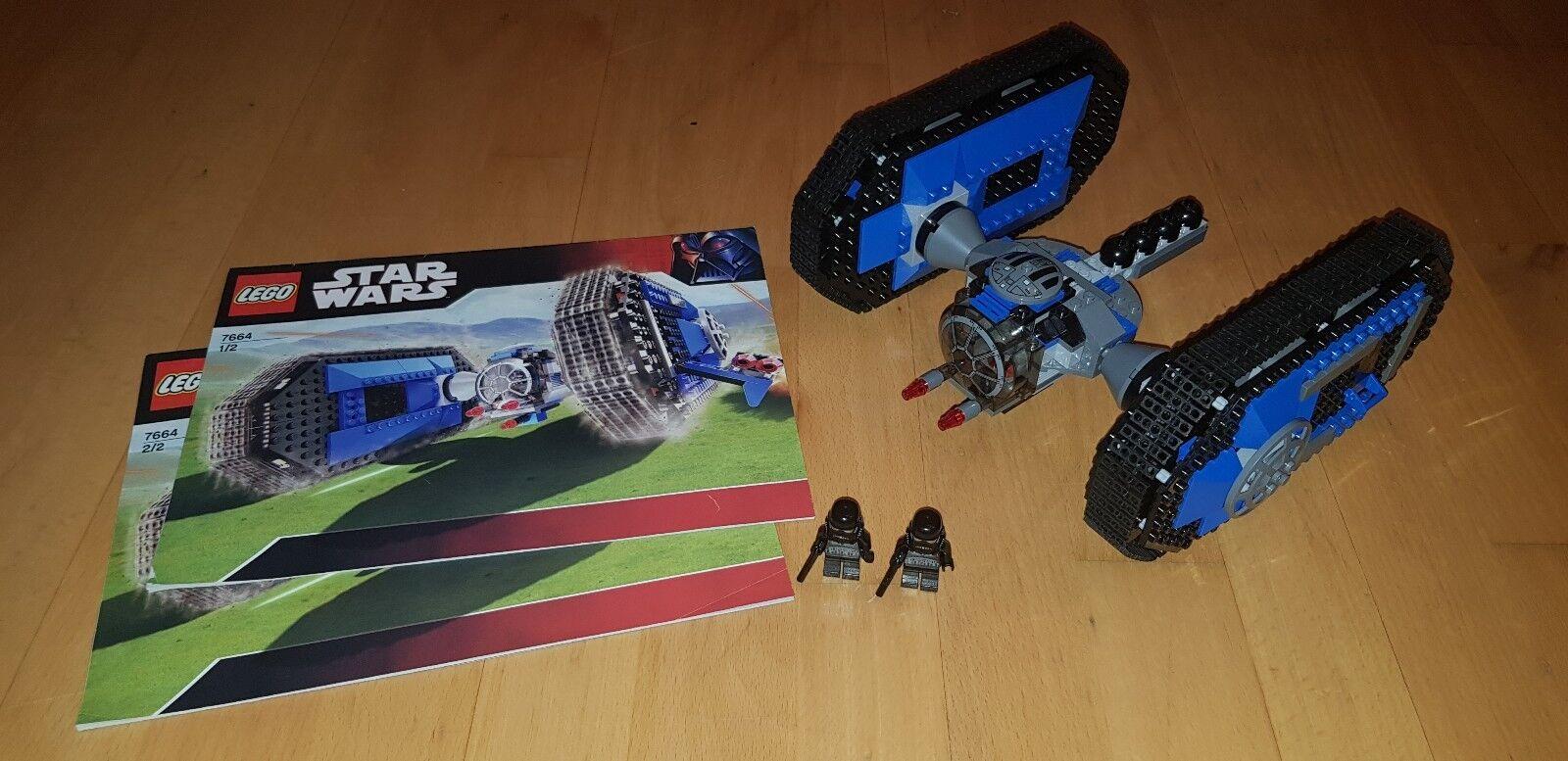 Lego Star Wars 7664 - TIE Crawler