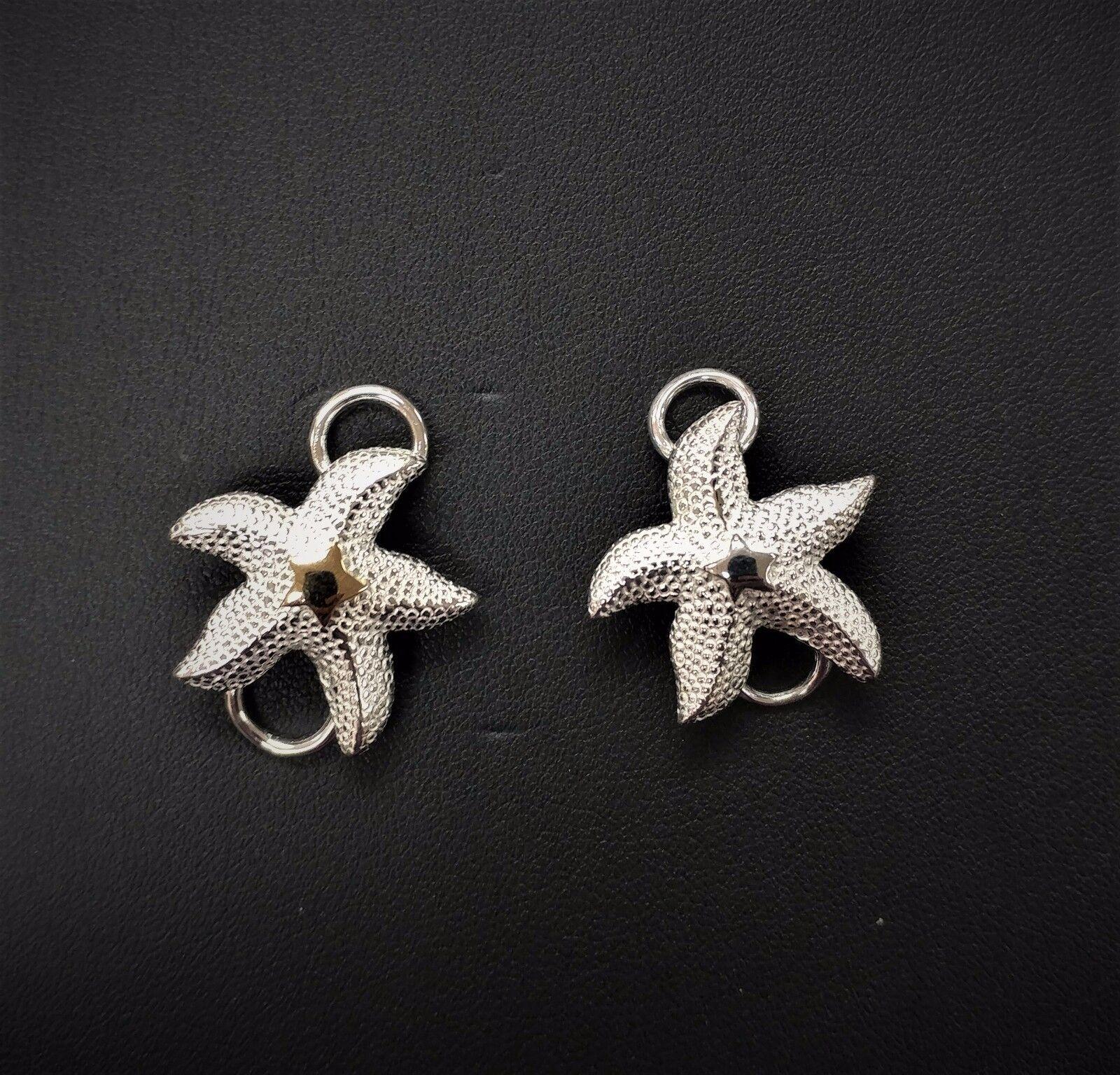 LeStage Congreenible Clasp - Starfish (SB ZB5624)