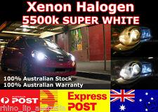 12V H1 55W WHITE HALOGEN HEADLIGHT GLOBES for Nissan Pulsar N16 High Beam