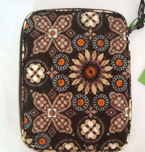 "Vera Bradley ~ Canyon * E-Reader sleeve ~ NEW 8"" x 10"""