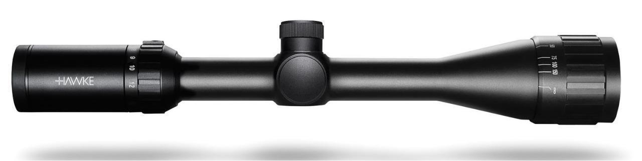 Hawke Vantage 4-12x40 Ao Paralaje Mil Dot Retícula Telescópica Mira Para Rifle - 14141