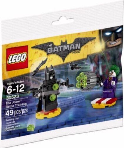 LEGO DC Comics The Batman Movie 30523 The Joker Battle Training Polybag - 49pcs