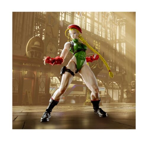 S.H Figuarts Cammy Street Fighter V Action Figure