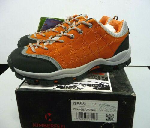 Chaussures basses de randonnée Kimberfeel /'Gessi/' orange  taille 37