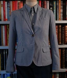 J. Crew lady Blazer  Size 6 suit