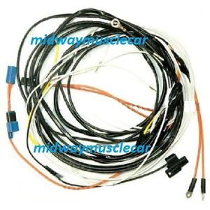 alarm system wiring harness 69 70 chevy corvette 350 454 ... 1976 corvette wiring harness chevy 99 corvette wiring harness #9