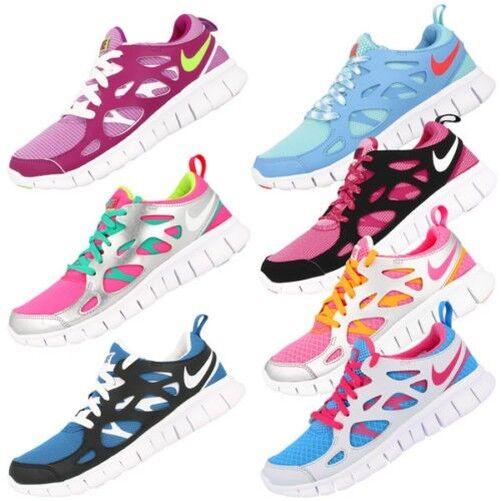 Nike Free Run Chaussures de sport Gs sneaker femme fille nombreux modèles
