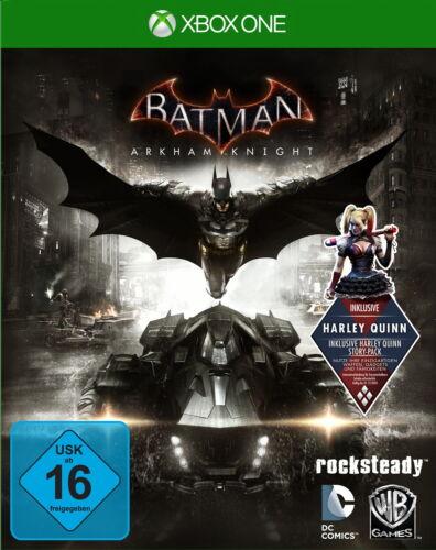1 von 1 - Batman: Arkham Knight (Microsoft Xbox One, 2015)