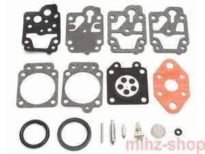 Reparatursatz-fuer-Walbro-K20-WYL-WYL-240-1-WYL-242-1-Vergaser-16-Teile