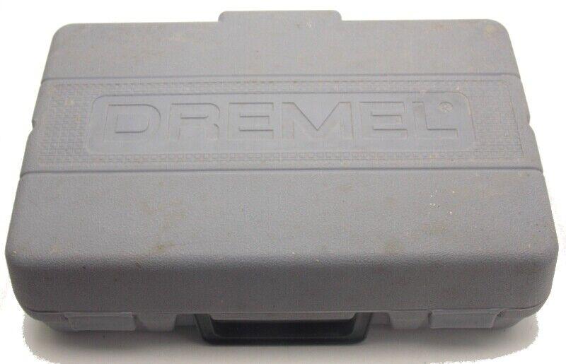 Dremel Multo Pro Rotary Carrying/Storage Case Grey CASE ONLY Used