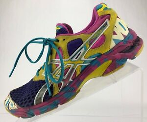finest selection 48736 c06ee Image is loading Asics-Gel-Noosa-Tri-7-Running-Training-Athletic-